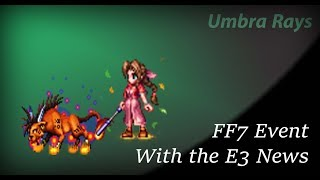 Current JP: S  Ray Chain Family and New King Mog Look Over - Umbra