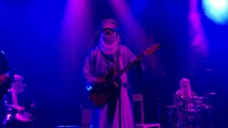 Tinariwen  - Sastannaqqam - Union Transfer - Philly - 4/18/17