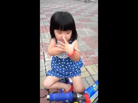 Anak china ngomong bahasa jawa
