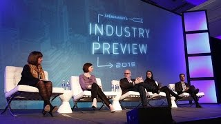 "Industry Preview 2015 -  Panel: ""This is Digital Publishing in 2015"""