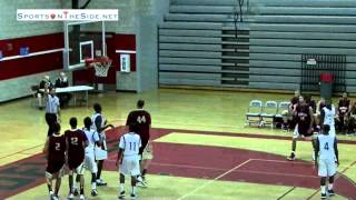 Kameron Rooks '13, Mission Hills Junior Year vs. Crawford, 12/20/11