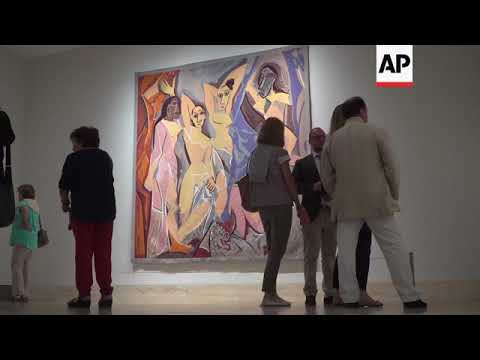 Exhibition Pits Picasso Against Toulouse Lautrec