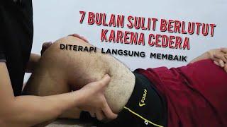 Otot yang tegang sering kali menjadi keluhan bagi para pelari, pemain bola atau olahragawan lainnya..