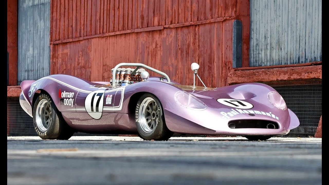 Free Car History Report >> 1967 Holman Moody Ford Honker II - YouTube