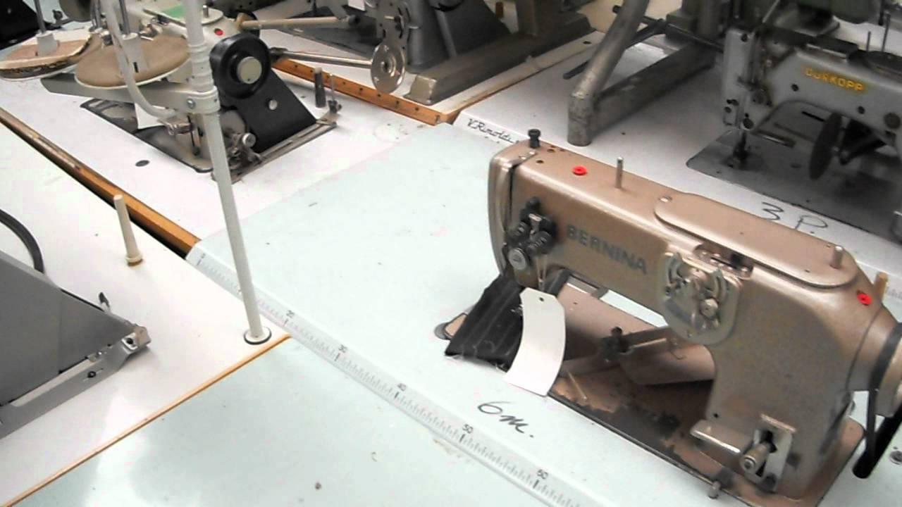 Pastori srl bernina 217 12mm 8mm 6mm etc macchine for Macchine cucire usate