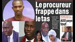 Taxaw Seetlu: Démission De Dr Alyose Diouf, Arrestations à Madinatoul Salam