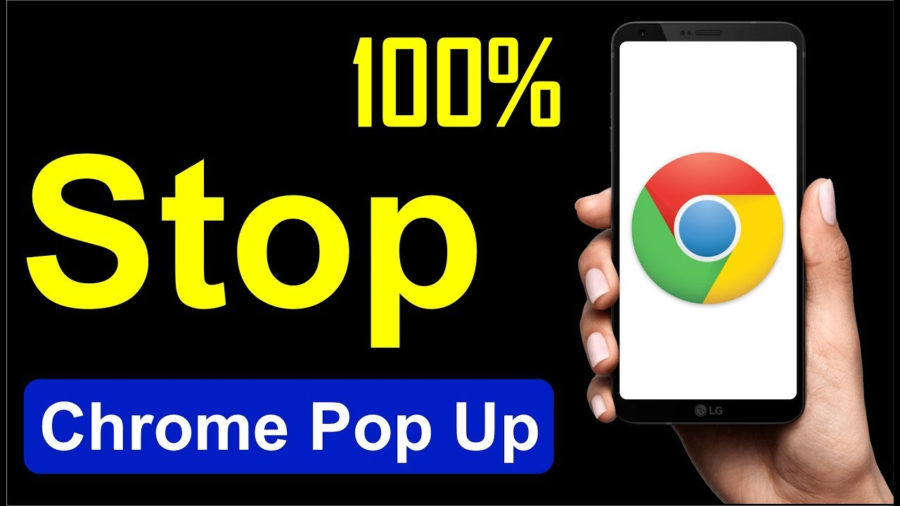 How To Stop Unwanted Sites Open Automatically in Google Chrome ANDROID URDU/HINDI - YouTube