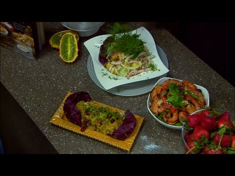 Superfoods with Chef Walter Staib: Nuts