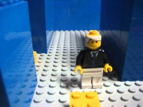 Lego Pacman - YouTube