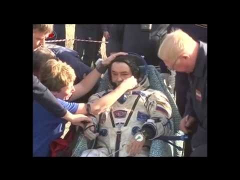 Expedition 39 back on solid ground