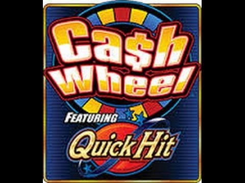 Quick Hit Slots Cash Wheel