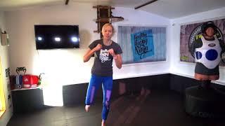 20 Min HiTT kickboxing 1