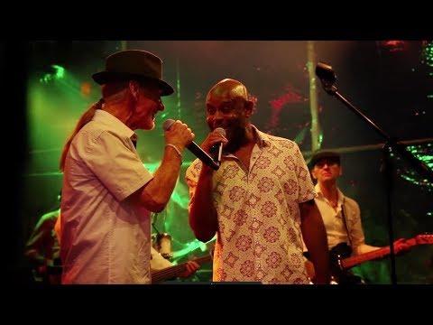 "The Magic of Santana feat. Alex Ligertwood & Tony Lindsay, ""Somewhere in Heaven"", Maschseefest 2013"