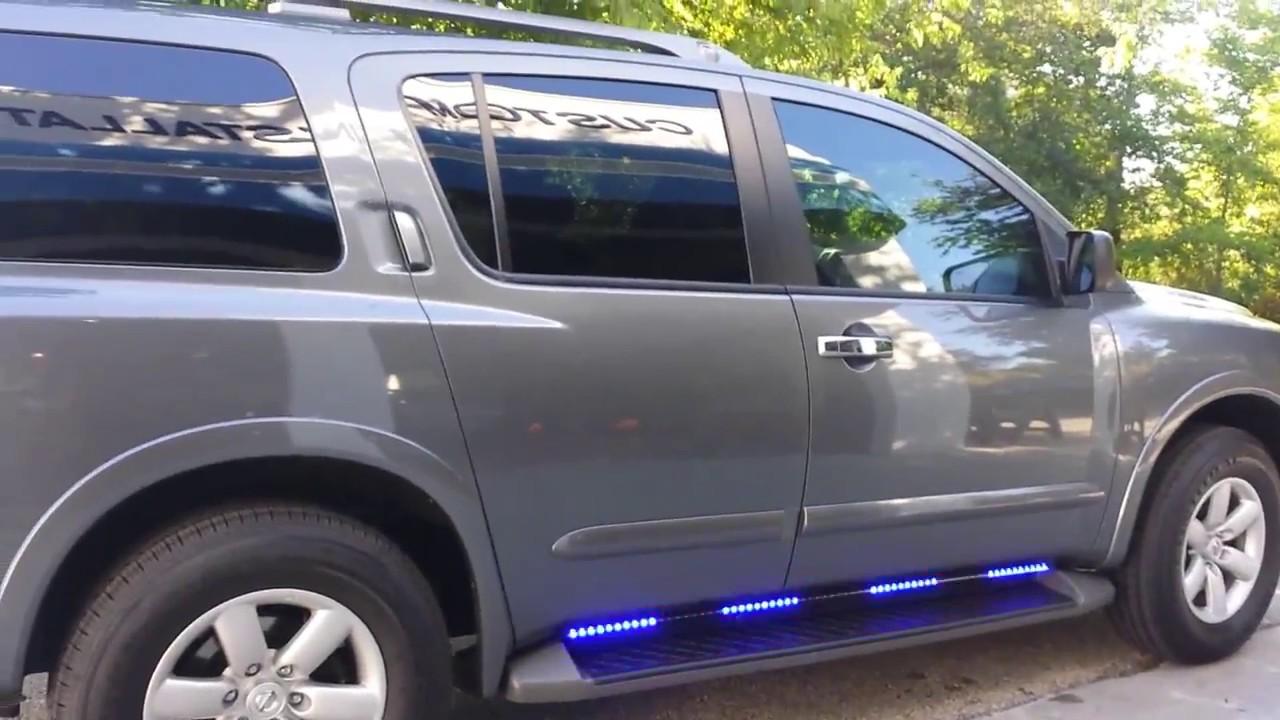 Nissan Armada Police Lighting Package Unmarked HG2 Emergency