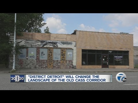 District Detroit is changing the face of the Cass Corridor