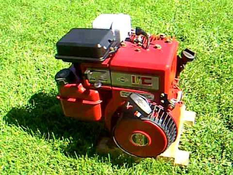 briggs stratton 5hp i c youtube. Black Bedroom Furniture Sets. Home Design Ideas