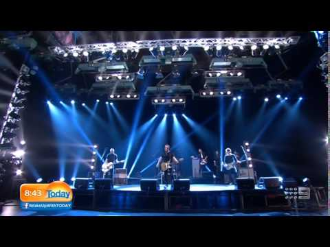 DIESEL & JIMMY BARNES | I'd Die To Be With You Tonight [Today]