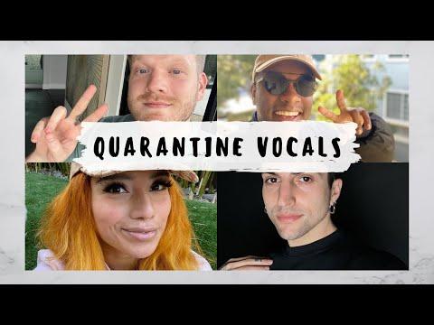 Pentatonix - Quarantine Vocals Showcase