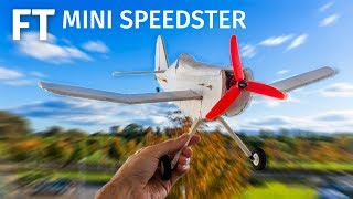 FT mini speedster build and review | RC airplane