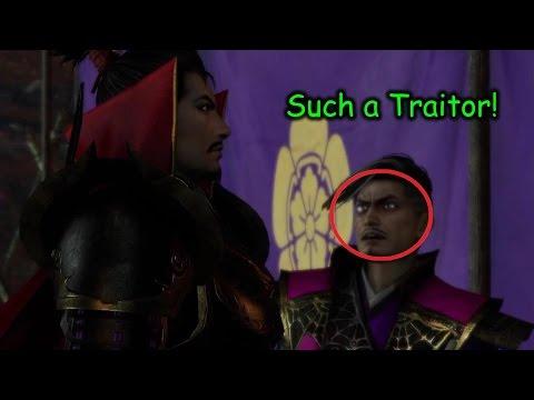 Samurai Warriors 4-19 I knew he was a traitor!