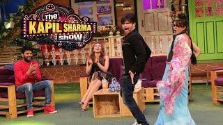 The Kapil Sharma Show - दी कपिल शर्मा शो–Himesh And Iulia Vantur In Kapil's Show