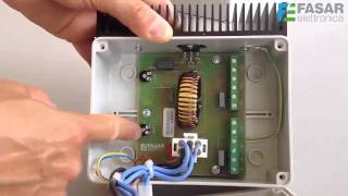 Variateurs analogiques de vitesse pour moteurs à induction monophasé