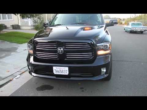 full download 2011 dodge ram 1500 sport hood vent led s. Black Bedroom Furniture Sets. Home Design Ideas