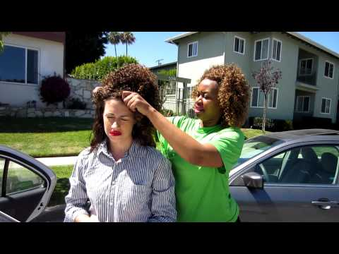 Miranda Sings get's a GloZell Make Over .... GloZell Green (This is my second channel sub thx)