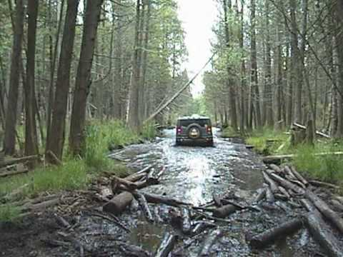 Drummond Island Mi 09 The Hummer Club 2 Of 3 Youtube
