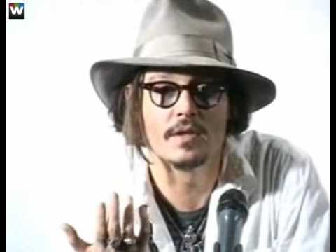 Johnny Depp talking about Roman Polanski Arrest