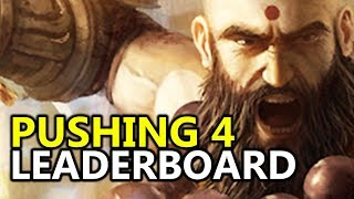♥ Pushing For The Leaderboard - Season 12 Hardcore Monk (Diablo 3 Gameplay)