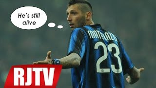 Marco Materazzi - The Psycho ● Best Fight Moments ● RJTV