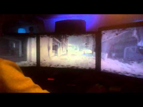 Battlefield Bad Company 2 Eyefinity
