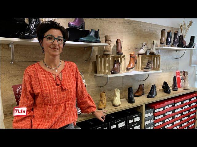 Luçon : Au comptoir de la chaussure, une boutique à découvrir