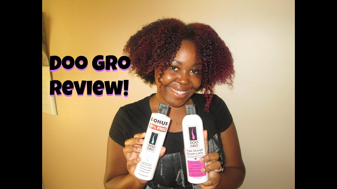 Doo Gro Leave In Triple Strength Growth Lotion Review You