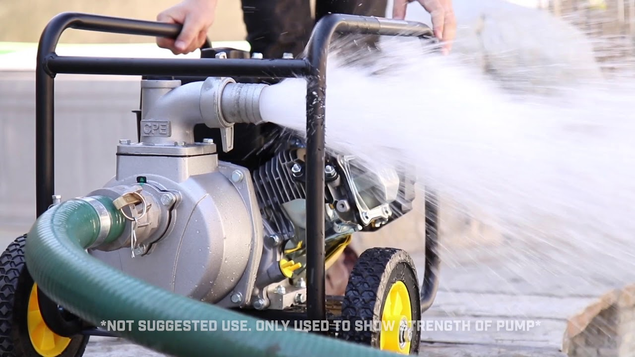 How-To: Prime Your Water Pump - YouTube