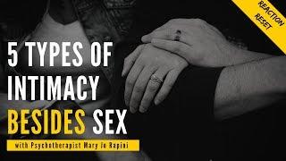 6 Types of Intimacy