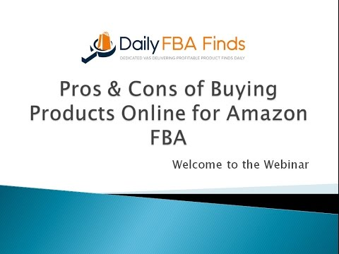 Pros and Cons of Online Arbitrage for Amazon FBA