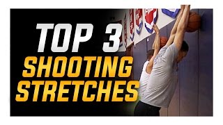 top 3 shooting stretches best basketball warm up drills