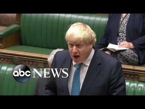 Trump Suggestion for New UK Ambassador Dismissed by British Foreign Secretary