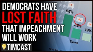 Democrats Have LOST FAITH In Impeachment, Majority Now Believe Trump Will WIN And They Will FAIL