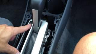 2004 Honda Civic LX Gear Shift Light Part 1