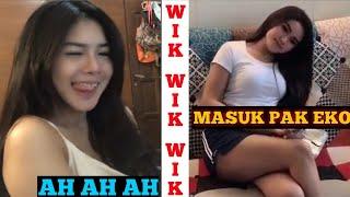 Download Mp3 Kumpulan Tik Tok Wik Wik Ah Ah Hot Masuk Pak Eko..rugi Nggak Nonton..!!!