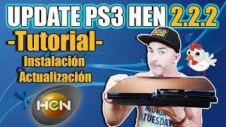 Nuevo HEN 2.2.2 Tutorial de Instalación Actualización - SUPER FÁCIL y RÁPIDO
