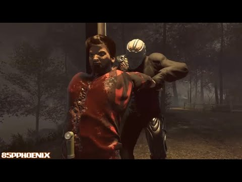 Friday The 13th Game - Jason X Kill Montage - Gameplay