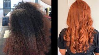 Pumpkin Spice Hair Color   Fall Hair Color   Copper Hair Color   Cassandra Olivia