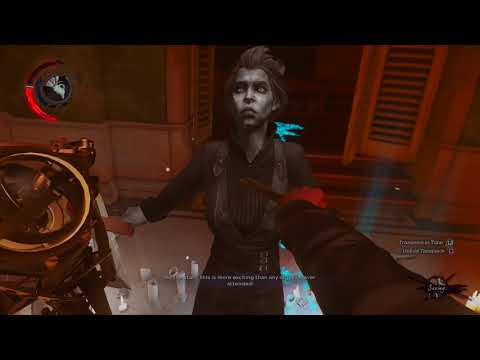 Dishonored 2 Corvo Low Chaos Fast Walkthrough part 6, HD (NO COMMENTARY)