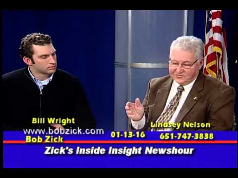 Lindsey Nelson and Bill Wright discuss Stillwater Schools on the Bob Zick SHow