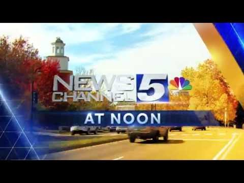 WPTZ NewsChannel 5 at Noon 30, 15 and ID