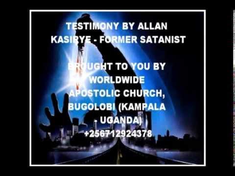 ALLAN KASIRYE (EX-SATANIST) Q&A